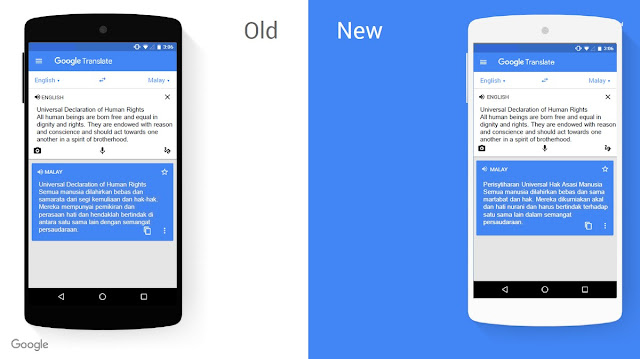 Google Translate Kini Dilengkapi Teknologi NMT