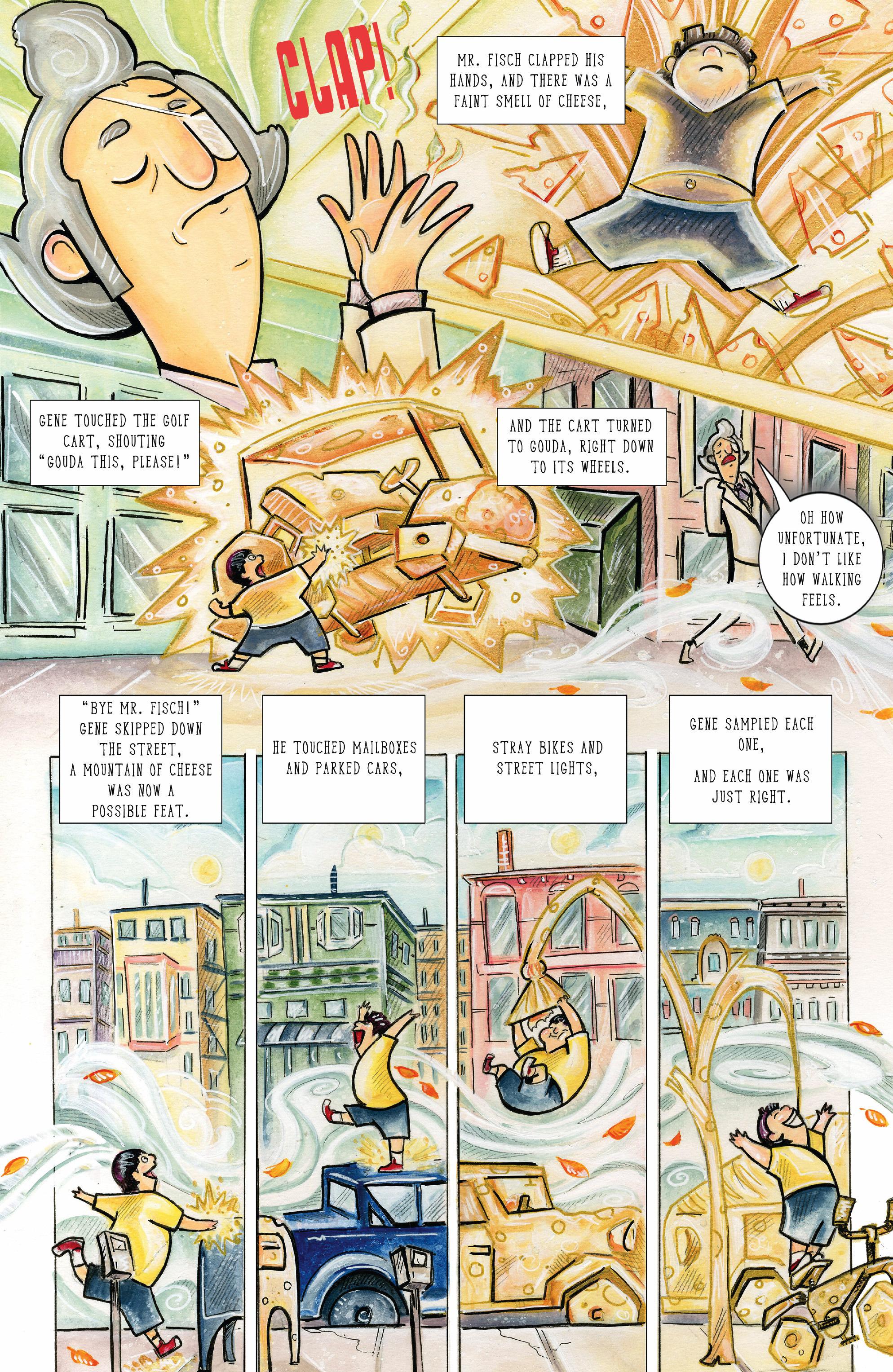 Bob's Burgers (2015) Issue #9 #9 - English 21