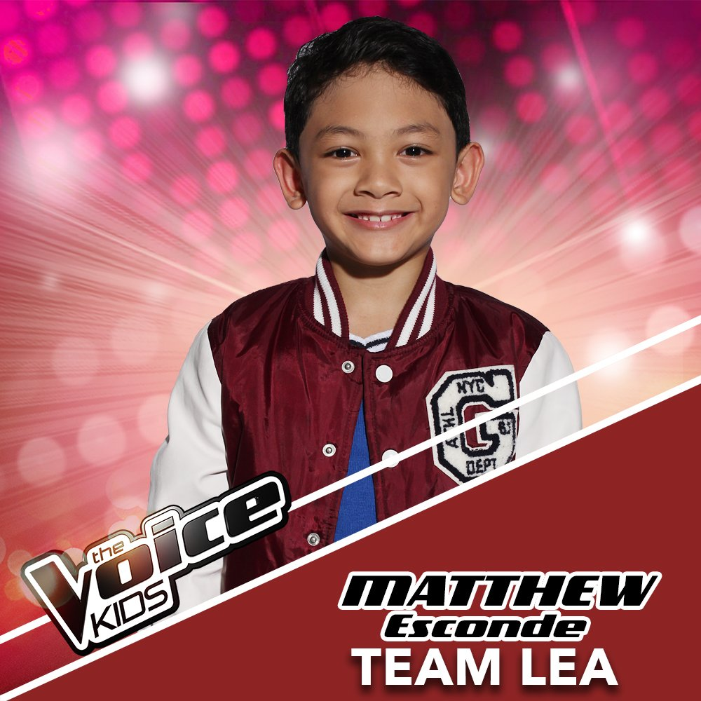 Matthew Escode charms judges on 'The Voice Kids' Season 3