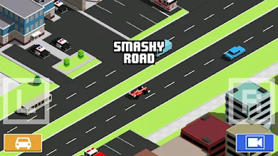 smashy road wanted apk indir