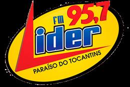 Rádio Líder FM de Paraíso do Tocantins TO ao vivo