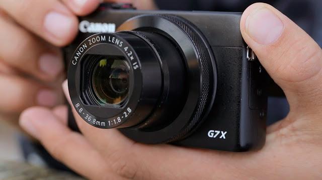 canon g7x özellikleri