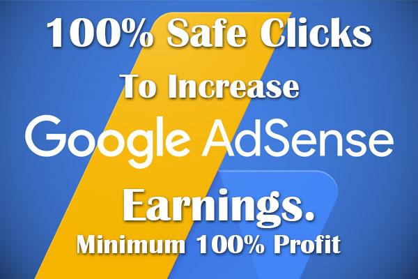 safe adsene clicks