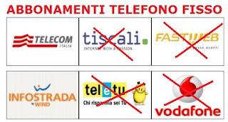 offerte telefonia fissa italia