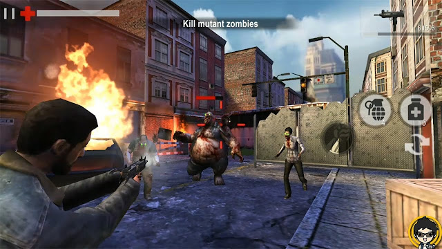 Download Game Death Invasion : Survival MOD cho Android