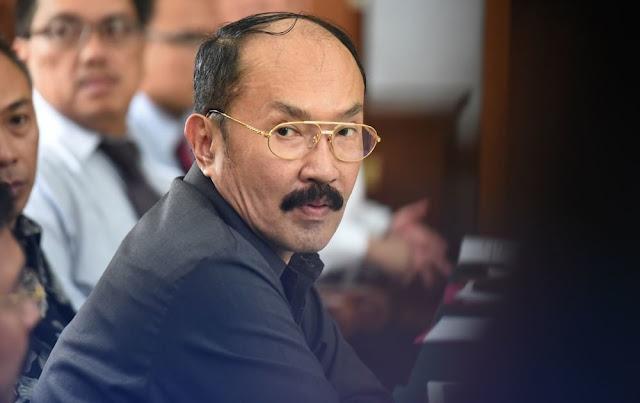 Beredar Surat Bertanda Tangan Novanto ke Jokowi, Ini Reaksi Fredrich