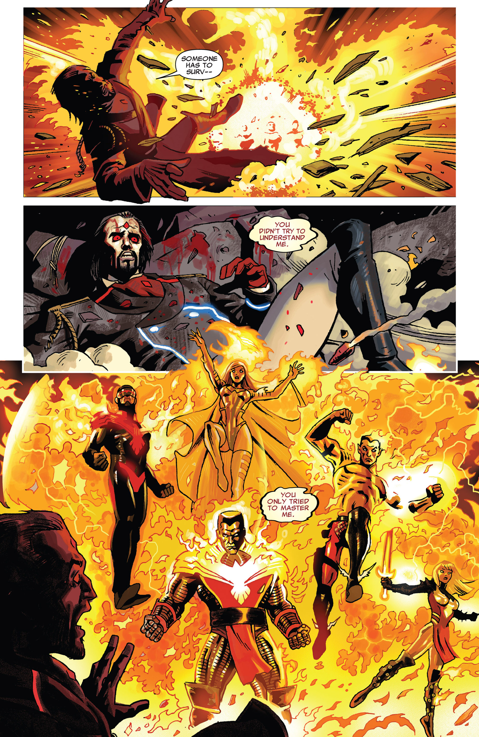 Read online Uncanny X-Men (2012) comic -  Issue #17 - 19