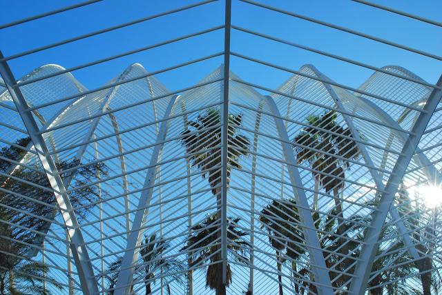 Ciudad de las Artes las Ciendias, Valencia