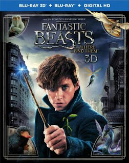 Fantastic Beasts and Where to Find Them (2016) BRRip 1080p 1.8GB Dual Audio ( Hindi - English ) AC3 5.1CH MKV