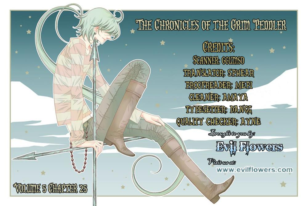 Chronicles of the Grim Peddler - Chapter 25
