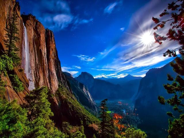 Αποτέλεσμα εικόνας για 2. Εθνικό Πάρκο Γιοσέμιτι – ΗΠΑ