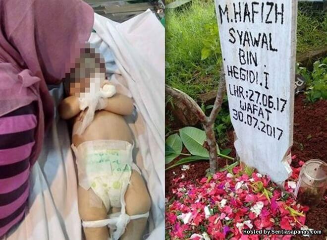 Bayi maut Hidu Asap Rokok