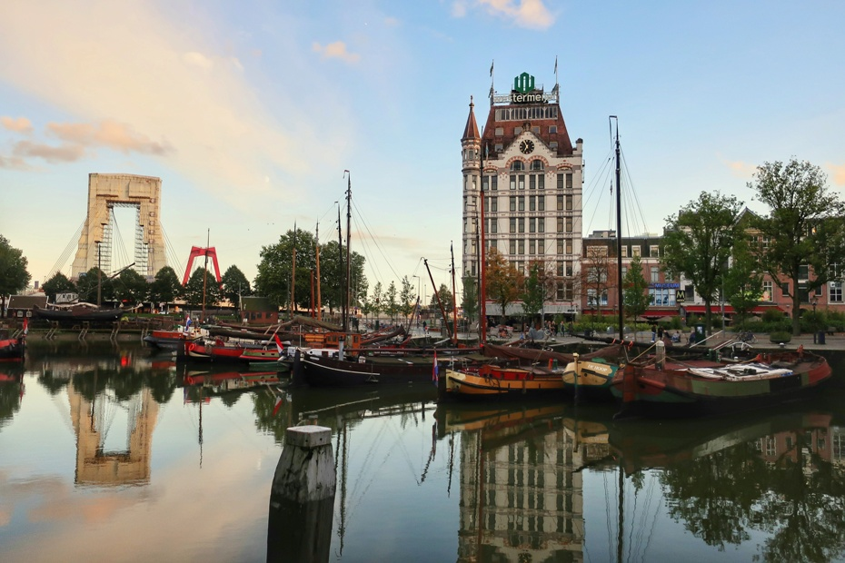 Un weekend a rotterdam cosa fare e cosa vedere vita su for Cosa visitare a rotterdam