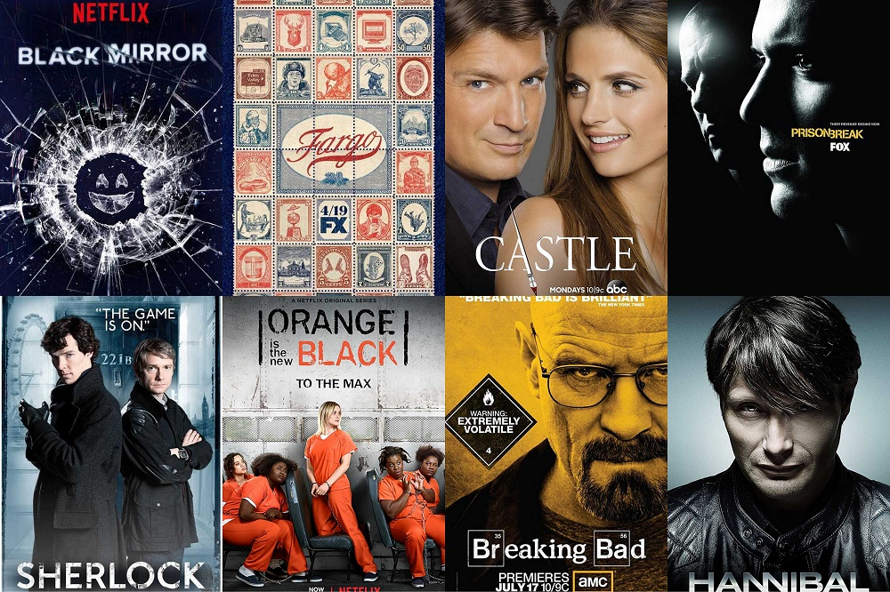 Favorite Series - Crime, Mystery, and Thriller   Sweet and