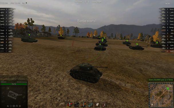 jogo Wargaming World of Tanks