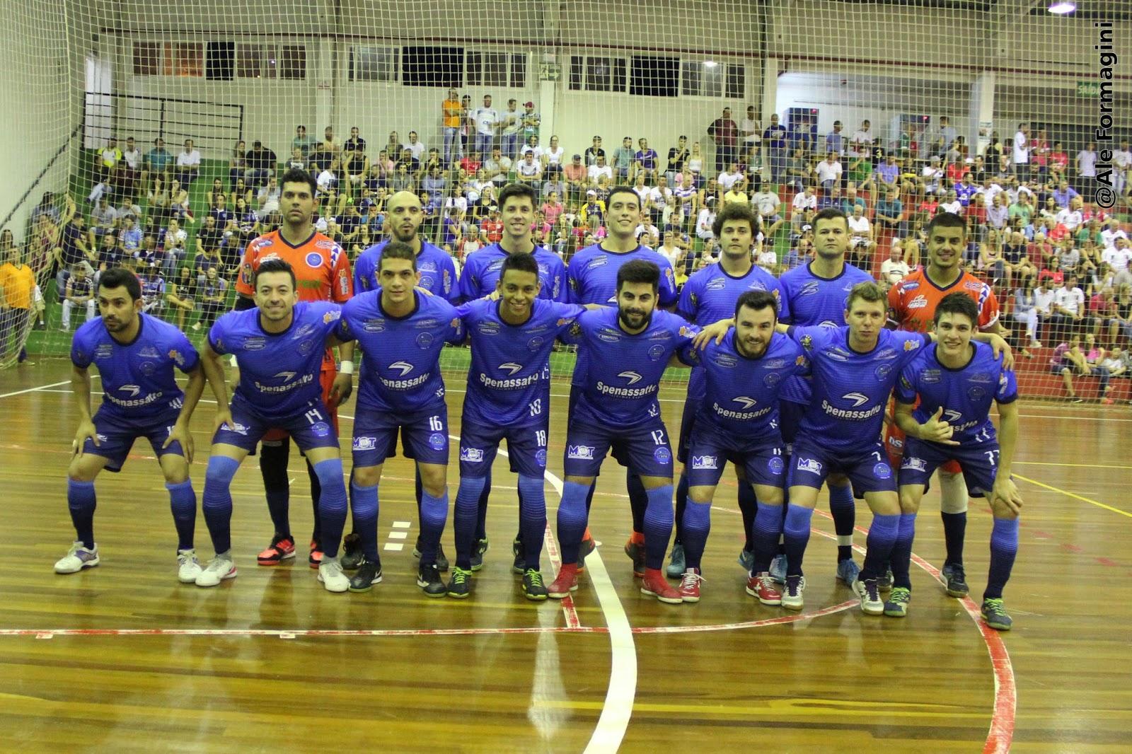 Associação Marauense de Futsal - AMF  AMF vence em Casca no primeiro ... f822aed793e6d