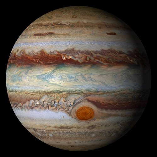 Their Is More Water On Jupiter Than Earth : Study