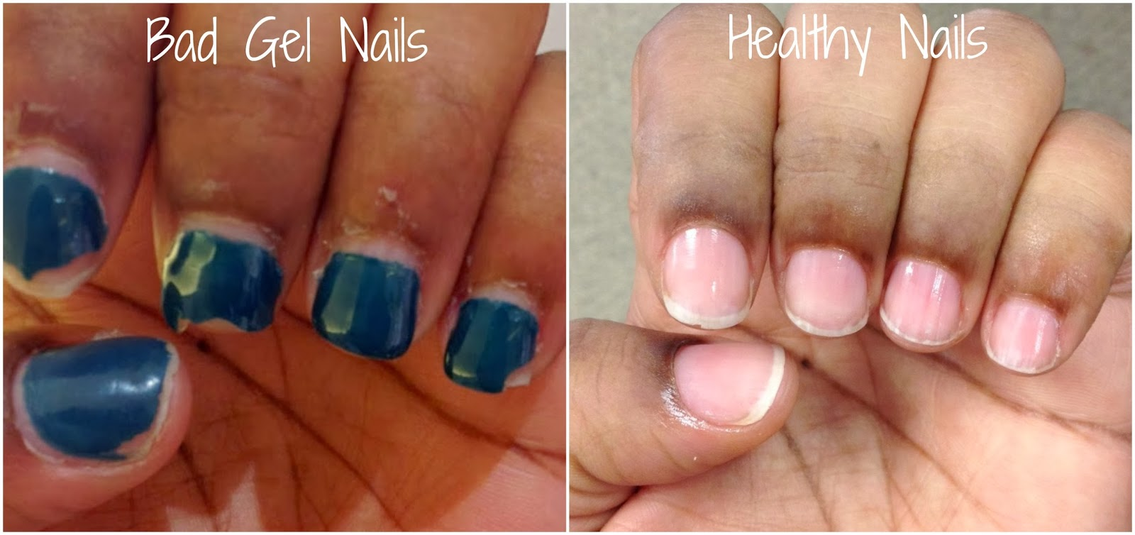 How To Remove Gel Nail Polish From Natural Nails