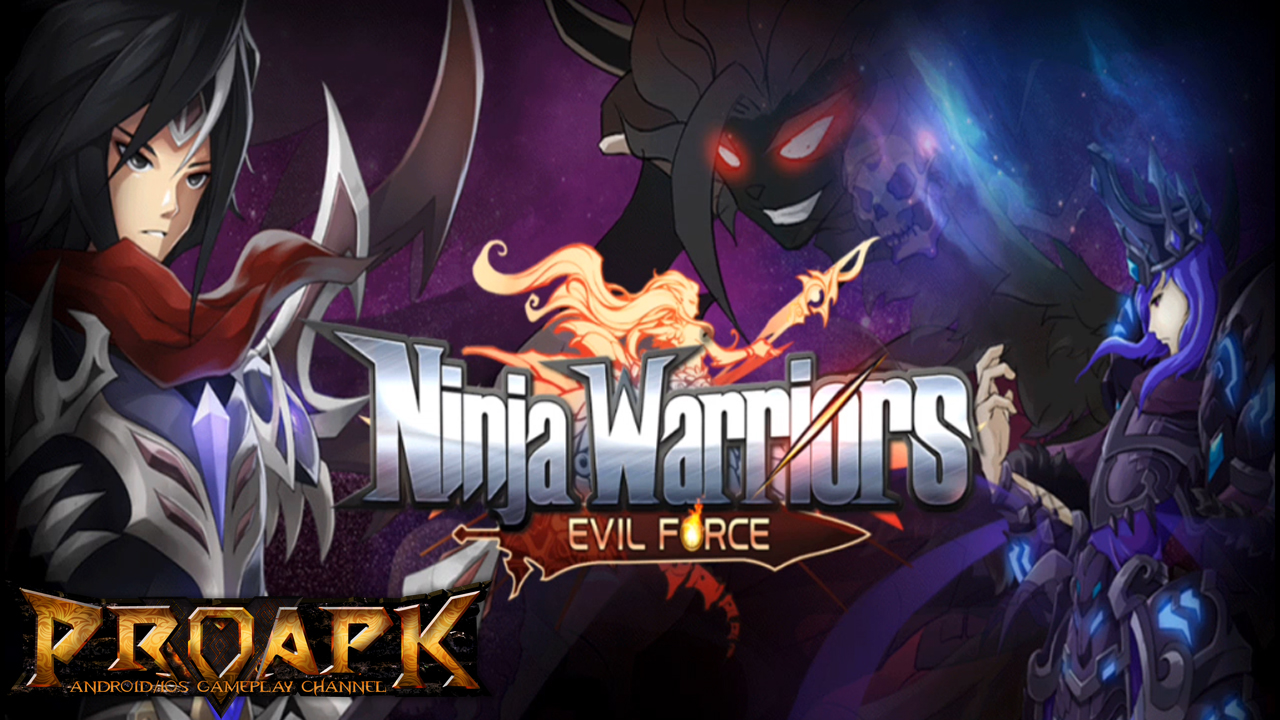 Ninja Warriors - MMORPG