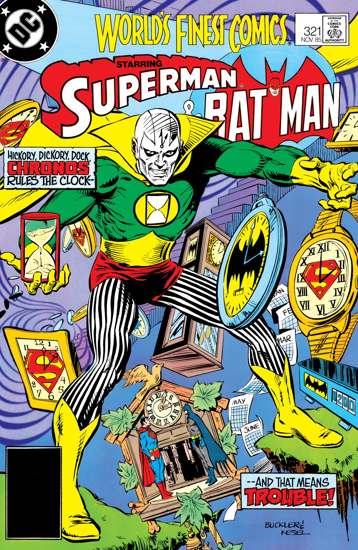 Read online World's Finest Comics comic -  Issue #321 - 1
