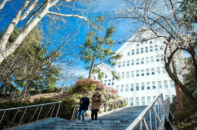 Ký túc xá Trường đại học Chosun Hàn Quốc