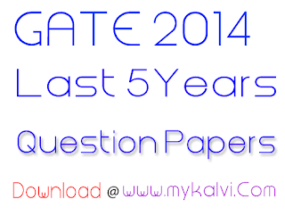gate 2014,gate question papers,gate exam questions,question papers