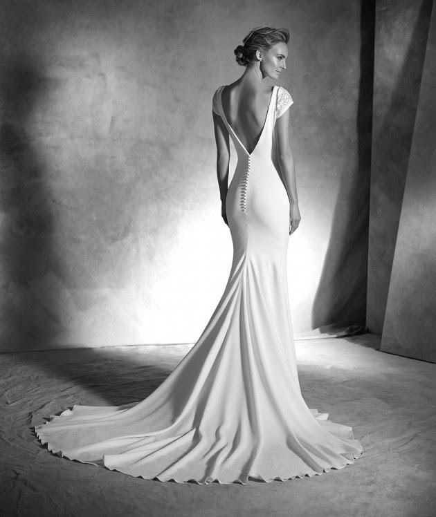 atractivos vestidos de novias   colección atelier pronovias   somos