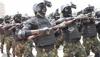 THE NIGERIA ARMY RECRUITMENT 2017/2018