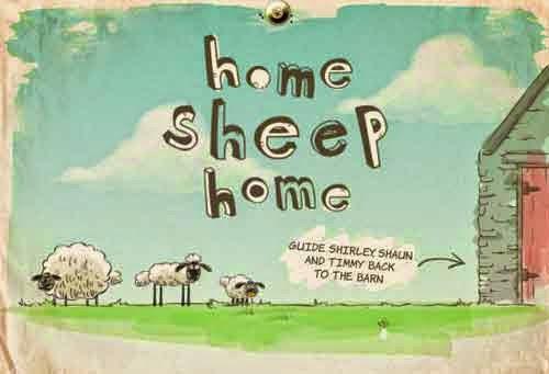 Home Sheep Home - Game Online Shaun The Sheep