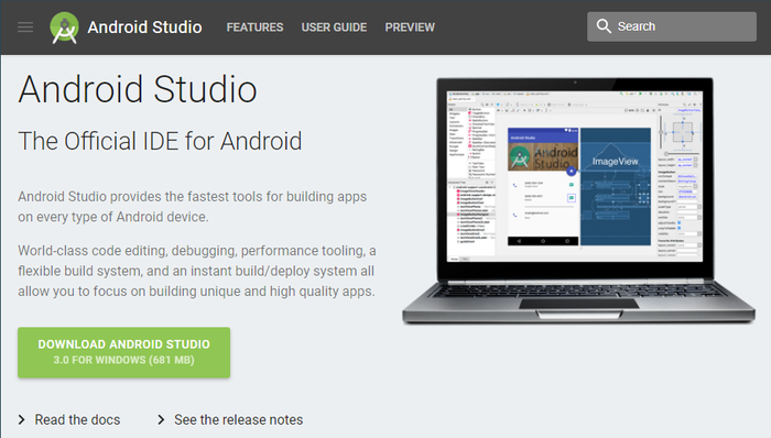 DVD Android Studio 3.0 + JDK 32 bit & 64 bit