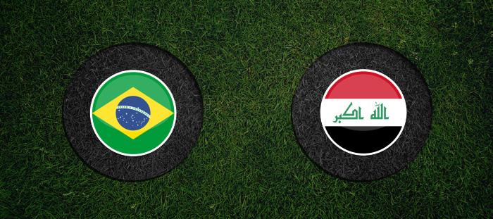 البرازيل والعراق اليوم