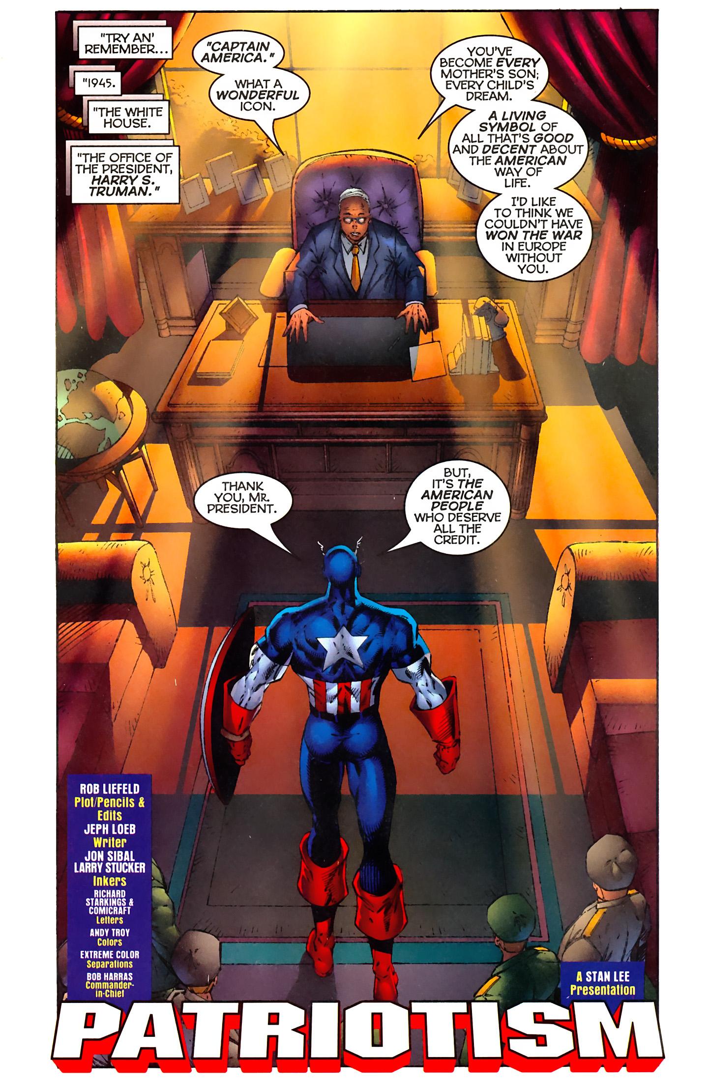 Captain America (1996) Issue #3 #3 - English 3