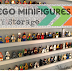 DIY Lego Minifigure Storage Shelves Tutorial