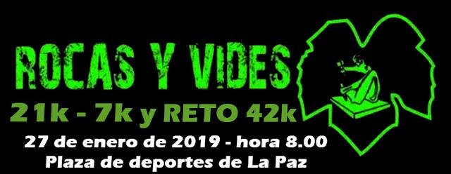 21k - 7k y El reto 42k - Media maratón Rocas y Vides (La Paz - Canelones, 27/ene/2019)
