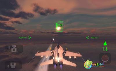 اللعبة الحربية للطّائرات SIM EXTREME FLIGHT للأندرويد [Mod Money]