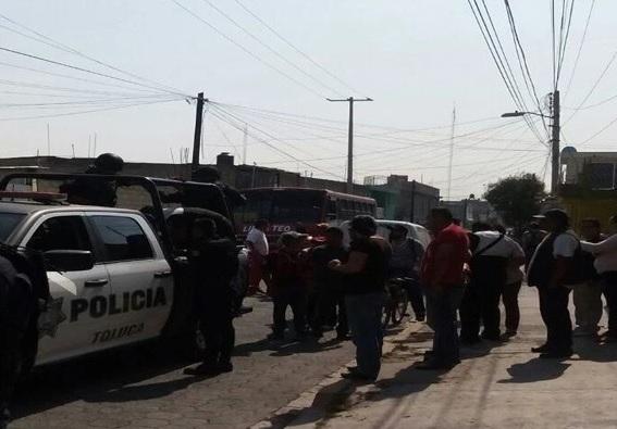 Policías de Toluca