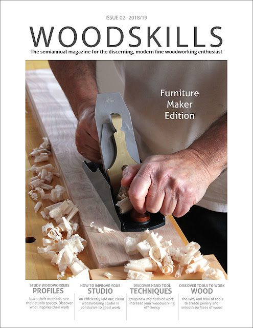 WOODSKILLS Issue 02 woodworking magazine