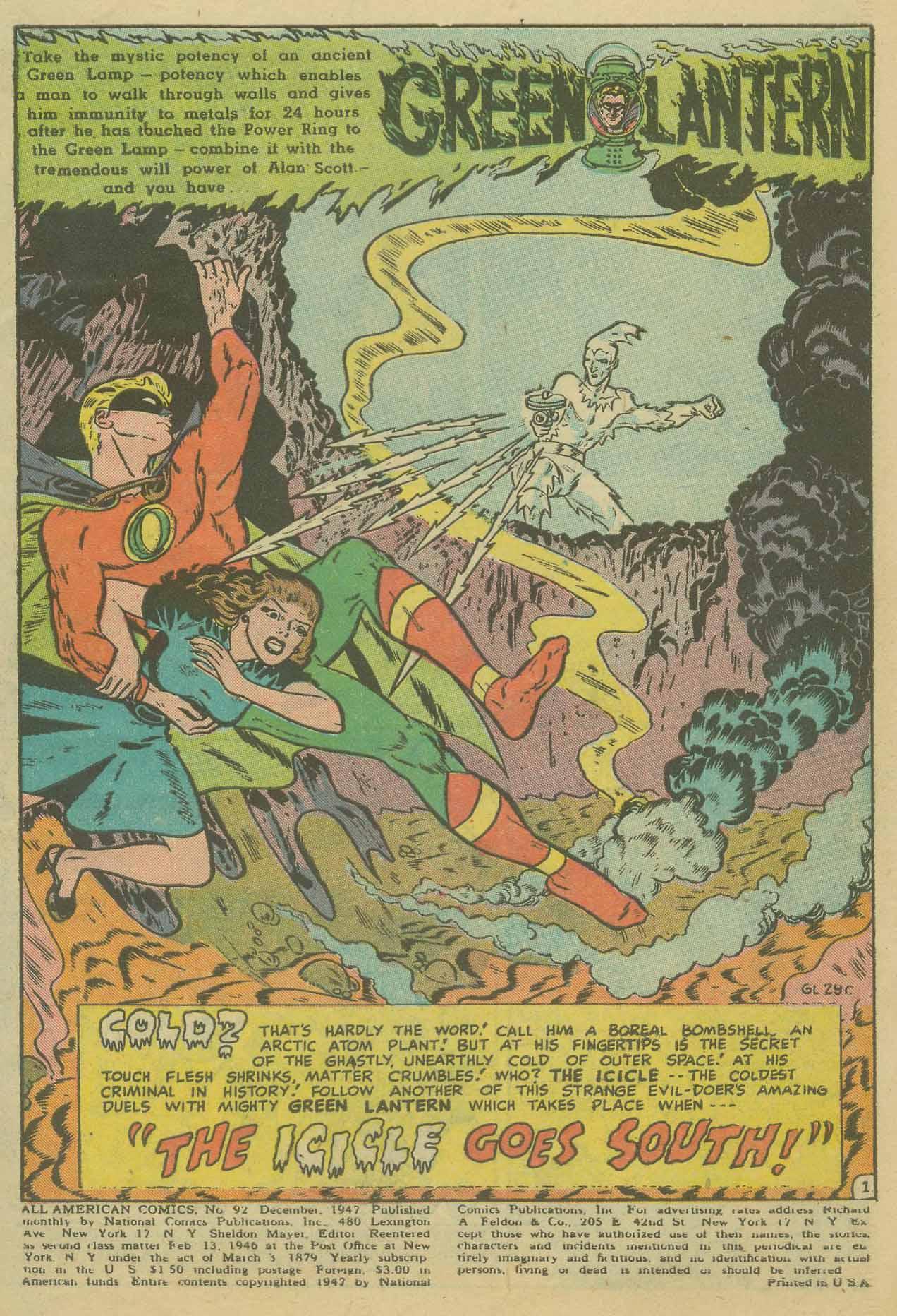 Read online All-American Comics (1939) comic -  Issue #92 - 3