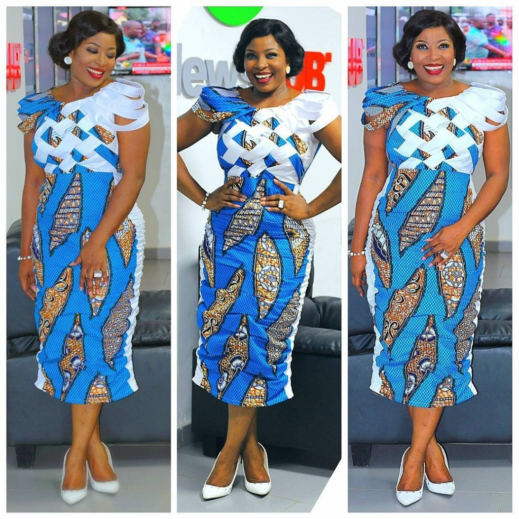 Latest Ankara Gown Styles 2017 Simple Ankara Styles Dezango