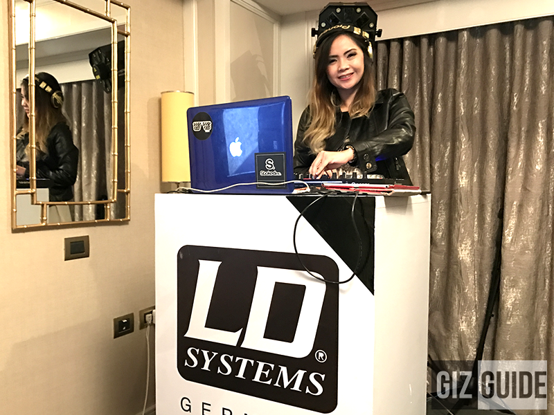LD Systems Curved 500 ES Plus And Cameo Superfly XS & Storm Debut At November HiFi Show 2016!