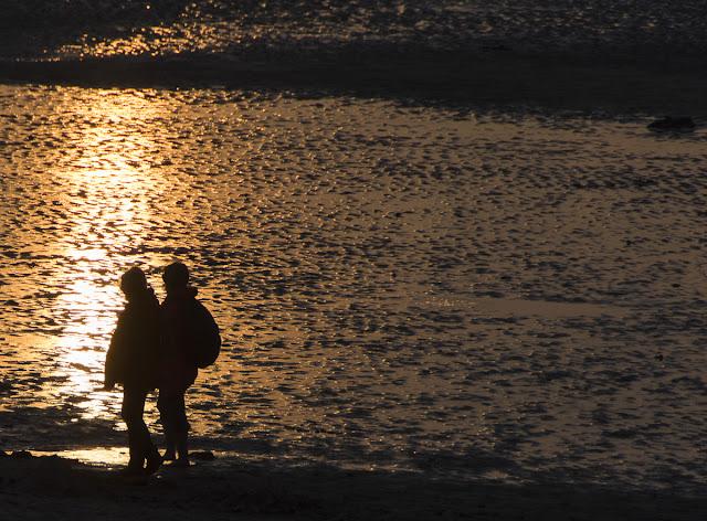 Meer Menschen auf Langeoog, Nordsee, Ostfriesland