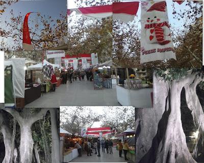 Mercado Navideño de Velez-Málaga