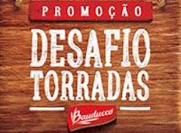 Promoção Desafio Torradas Bauducco www.desafiotorradas.com.br