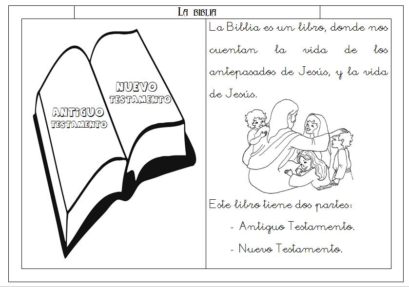 Dibujos De Ninos Leyendo La Biblia Para Colorear