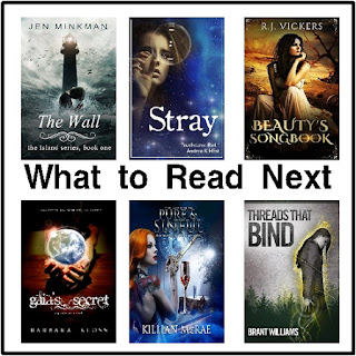 Wondering what to read next? Check out these books about Superheroes, fantasy, dystopian worlds, shifter abilities, and fairy tale retellings.