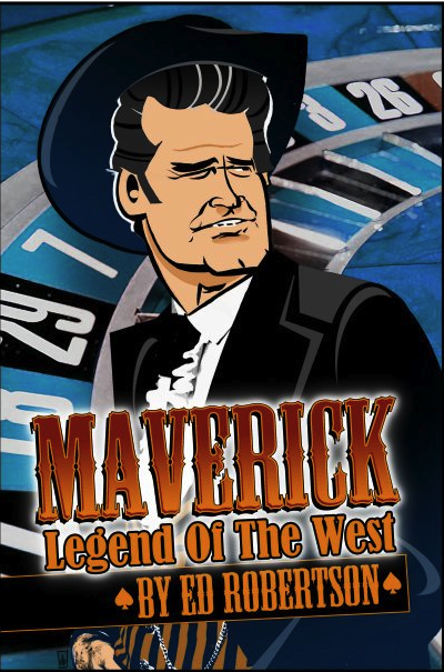 12/12/12 TGS LIVE! Ed Robertson Revisited: Author of MAVERICK: Legend Of The West!