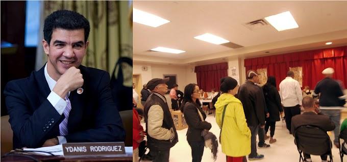 """Concejal Rodríguez resalta éxito de elecciones en NY; """"es muestra de compromiso democrático"""""""