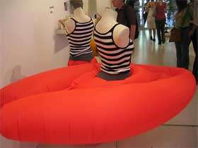 inflatable dress canoe