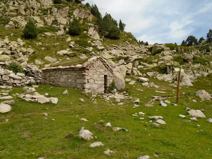 Cabana dels Estanys