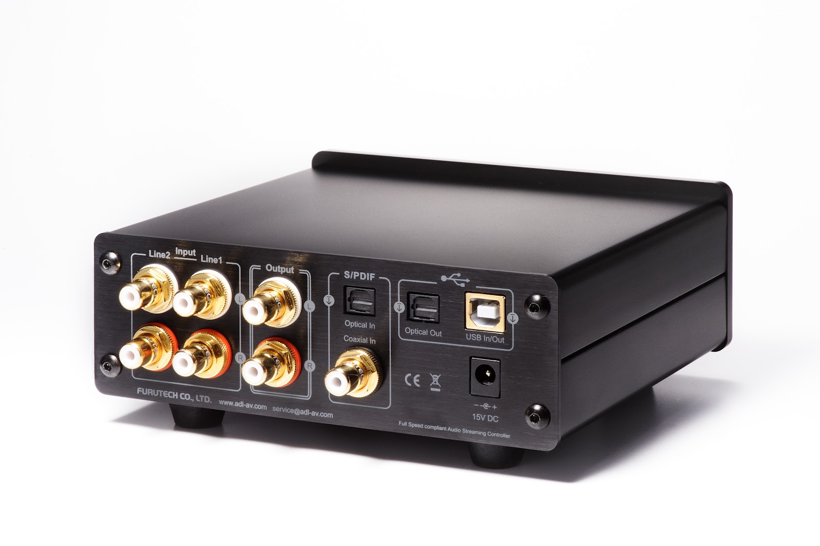 Mono And Stereo High End Audio Magazine Adl Esprit 24 192